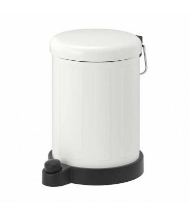 سطل زباله پدالی ایکیا مدل TOFTAN رنگ سفید