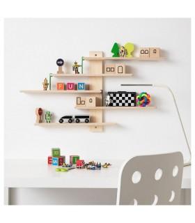شلف اتاق کودک ایکیا مدل LUSTIGT