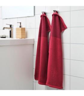 حوله رنگ قرمز ایکیا مدل HIMLEÅN سایز 40x70