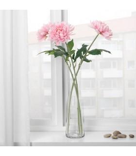 شاخه گل کوکب ایکیا مدل SMYCKA رنگ صورتی