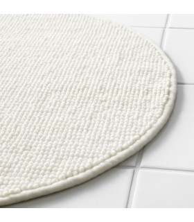پادری حمام ایکیا مدل BADAREN رنگ سفید