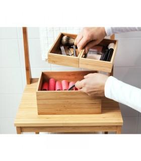 ست جعبه حمام بامبو ایکیا مدل DRAGAN