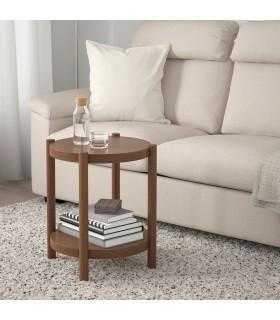 میز کنسول ایکیا مدل LISTERBY رنگ قهوه ای