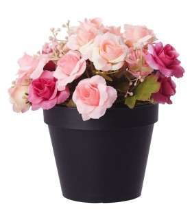 گلدان گل رز ایکیا مدل FEJKA