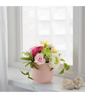 گلدان گل ایکیا مدل FEJKA