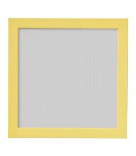 قاب عکس ایکیا مدل FISKBO زرد سایز 21x21