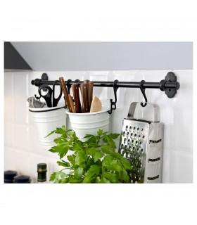 گیره ابزار آشپزخانه ایکیا مدل FINTORP بسته دوتائی بزرگ