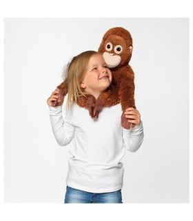 عروسک میمون ایکیا مدل DJUNGELSKOG