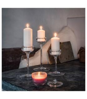 شمع معطر با جعبه کادو ایکیا مدل BLOMDOFT