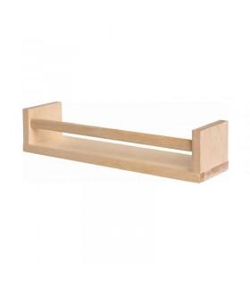 شلف چوبی ایکیا مدل BEKVÄM