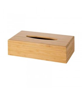 جعبه دستمال کاغذی بامبو ایکیا مدل BONDLIAN