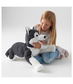 عروسک سگ ایکیا مدل LIVLIG