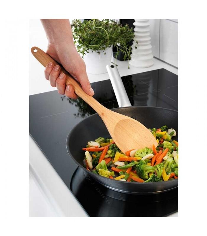 قاشق چوبی آشپزی ایکیا مدل RÖRT
