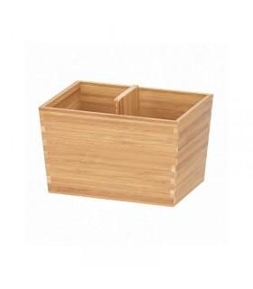 جعبه بامبو دسته دار ایکیا مدل VARIERA