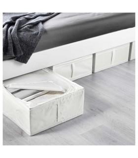 باکس ذخیره سفید ایکیا مدل SKUBB سایز 44x55x19