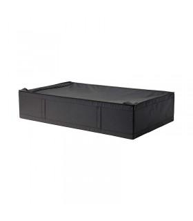 باکس ذخیره مشکی ایکیا مدل SKUBB سایز 93x55x19