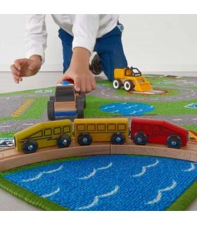 قالیچه اتاق کودک ایکیا مدل STORABO