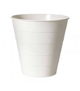سطل ایکیا مدل FNISS رنگ سفید