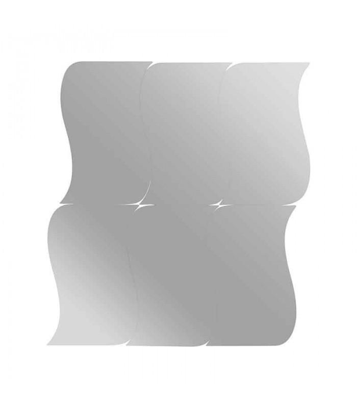 آینه دیواری ایکیا مدل FÅVANG بسته شش تائی