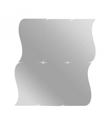 آینه دیواری ایکیا مدل FÅVANG ست 6 تایی