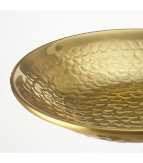 کاسه طلایی ایکیا مدل VINDFLÄKT سایز 18 سانتیمتری