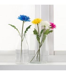 شاخه گل مصنوعی ایکیا مدل SMYCKA سایز 30 سانتیمتری