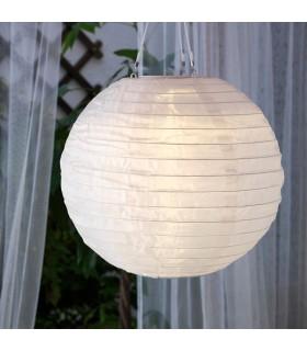 لوستر خورشیدی ایکیا مدل SOLVINDEN رنگ سفید