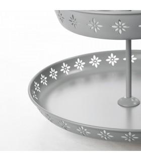 شیرینی خوری دو طبقه ایکیا مدل HEMMAFEST