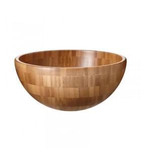 کاسه چوبی بامبو ایکیا مدل BLANDA MATT سایز 20