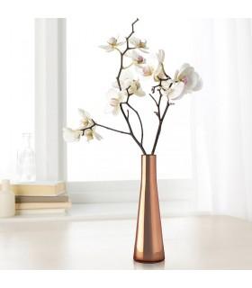 گلدان ایکیا رنگ مسی مدل UPPGJORD سایز21 سانتیمتری
