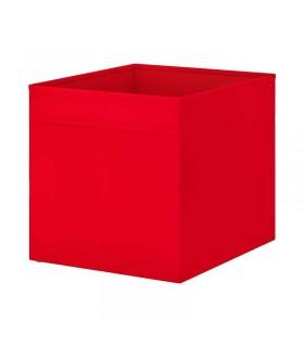 جعبه ارگانایزر ایکیا مدل DRÖNA رنگ قرمز
