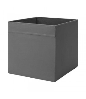 جعبه ارگانایزر ایکیا مدل DRÖNA رنگ خاکستری