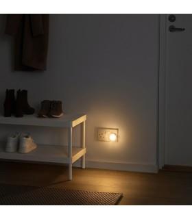 چراغ خواب سنسور دار ایکیا مدل MÖRKRÄDD بسته دو تائی