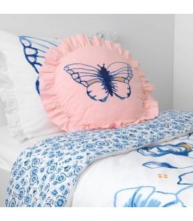 بالش طرح پروانه اتاق کودک ایکیا مدل SÅNGLÄRKA