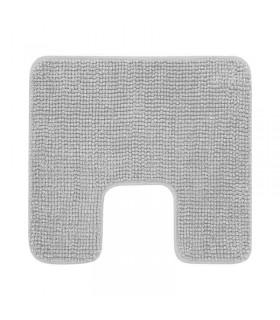 پادری توپک توالت فرنگی ایکیا مدل TOFTBO رنگ خاکستری - سفید