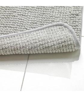پادری توالت فرنگی ایکیا مدل TOFTBO رنگ خاکستری - سفید