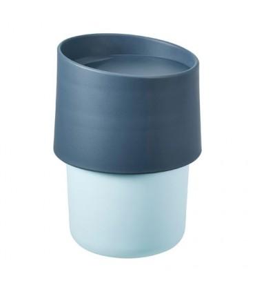 ماگ مسافرتی ایکیا مدل TROLIGTVIS رنگ آبی