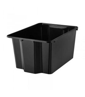باکس ذخیره سازی ایکیا مدل GLES سایز 28x38x20 سانتی متر