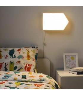 چراغ خواب LED دیواری ایکیا مدل BÄGAREN