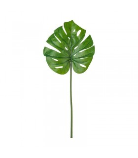 برگ مصنوعی گیاه مونسترا ایکیا مدل SMYCKA سایز 80 سانتی متر