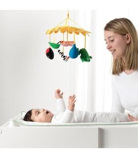 آویز بالای تخت کودک ایکیا مدل KLAPPA