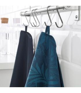 دستمال آشپزخانه ایکیا مدل VILDKAPRIFOL ست 2 تایی