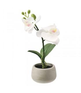 گل مصنوعی همراه با گلدان ایکیا مدل FEJKA