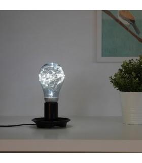 لامپ LED ریسه ایی ایکیا مدل VINTERLJUS رنگ نقره ایی