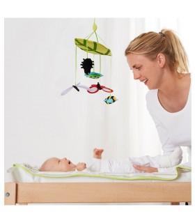 آویز بالای تخت کودک ایکیا مدل LEKA