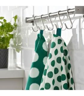 دستمال آشپزخانه ایکیا مدل ALVALISA ست 2 تایی