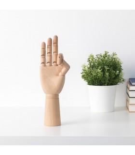 دکوراتیو چوبی دست ایکیا مدل HANDSKALAD