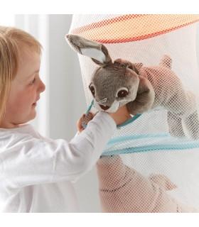 جا عروسکی آویز ایکیا مدل IKEA PS FÅNGST