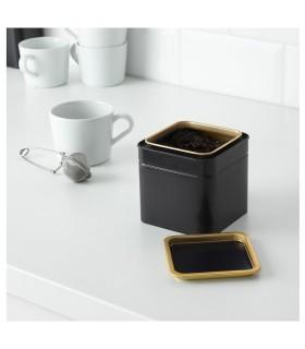 ظرف چای و قهوه ایکیا مدل BLOMNING