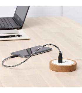 سیم شارژر موبایل ایکیا مدل LILLHULT -Micro